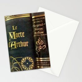 Adventure Library Stationery Cards