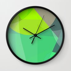Abstract 2017 033 Wall Clock