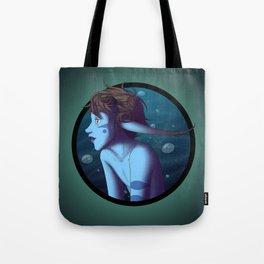 Rainie Underwater Tote Bag