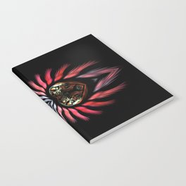 You Set My Heart On Fire Notebook