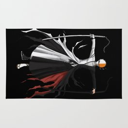 Bleach Two Sides of Ichigo Rug