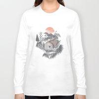 koi fish Long Sleeve T-shirts featuring koi fish by itssummer85