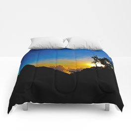 Sunset To Dream Of Comforters