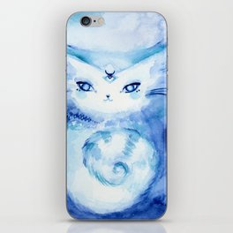 Serena Cat : Peace iPhone Skin