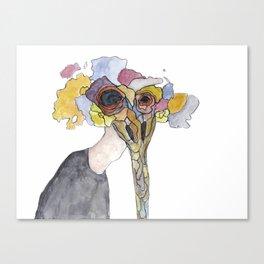 Rumoroso Canvas Print