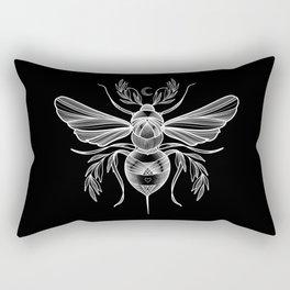 Bee loved Rectangular Pillow