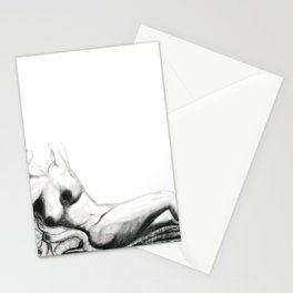 Free: Female Nude Stationery Cards
