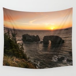 Arch Rock Sunset   8-24-18 Wall Tapestry