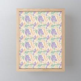 Colors of summer. Framed Mini Art Print