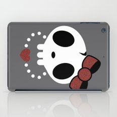 punk rawk girl iPad Case