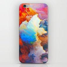 Porrima iPhone & iPod Skin