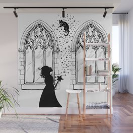 Fairy Godmother Wall Mural