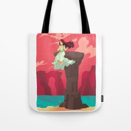 The Flutist Tote Bag