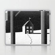 Walking Home/Deposit NY Laptop & iPad Skin