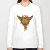 pitbull Long Sleeve T-shirts featuring Pitbull by Tshirt-Factory