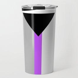 Demisexuality pride Travel Mug