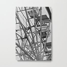 The Fair Metal Print