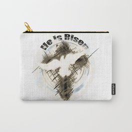 The Cross of Jesus Risen Carry-All Pouch