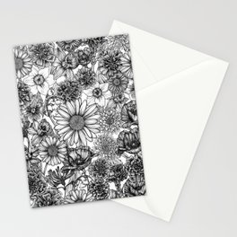 Family of Flowers Stationery Cards
