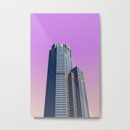 Chicago, Illinois Metal Print