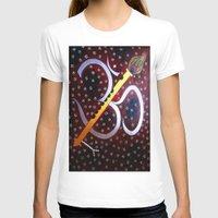 om T-shirts featuring Om by Priyanka Rastogi