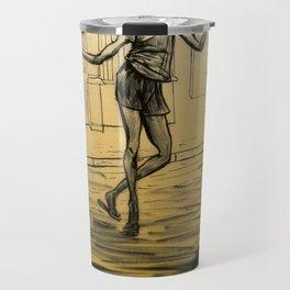 Dancing Samba Travel Mug