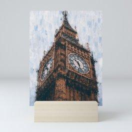 Big Ben of London Mini Art Print