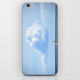 Atlantic Cloud iPhone Skin