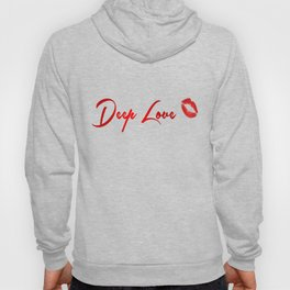 Deep Love , ideal for couple , wedding ,romantic and dating relationship Hoody