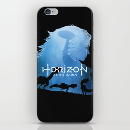 Aloy [Horizon Zero Dawn] iPhone Skin