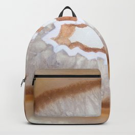 Mocha Agate Backpack