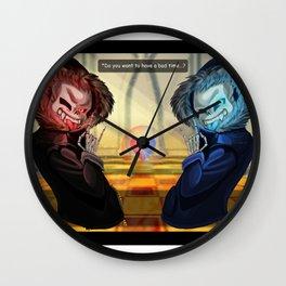 Final Sans Wall Clock