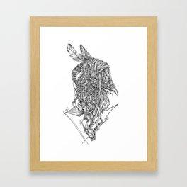 skeksis Framed Art Print