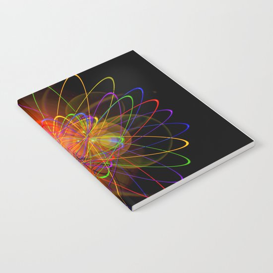 Magical Light and Energy 3 Notebook