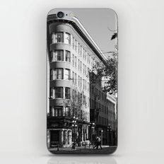 gastown vancouver iPhone & iPod Skin