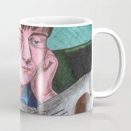 Falconry Coffee Mug