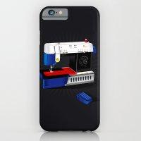 Ma-Singer Slim Case iPhone 6s