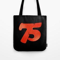 75 Tote Bag