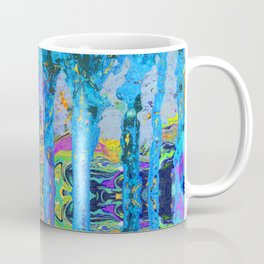 Peeking Through The Pursuit of Happiness a Mesmerizing Experience by annmariescreations Coffee Mug