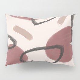 Abstract Fall II #society6 #abstractart Pillow Sham