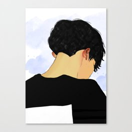 Park Chanyeol of Exo Canvas Print