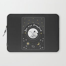 You are Purrfect Laptop Sleeve