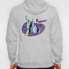 Universe In the Big Apple Hoody