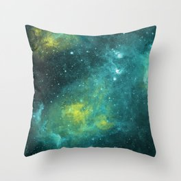 The Outer Rim Throw Pillow