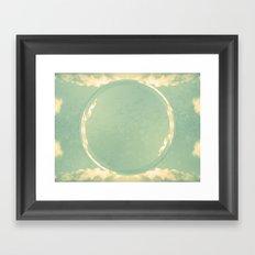 Sky Cycle  Framed Art Print