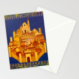 Arezzo 1 Stationery Cards