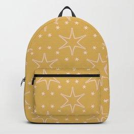 Festive Graphic Stars Design Backpack