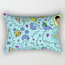 Kawaii Rectangular Pillow