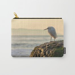 Young Egret Carry-All Pouch