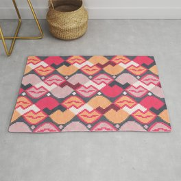 "Those lips are ""kilim"" me Rug"